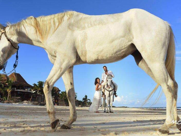 Tago Tulum Wedding Anniversary Photoshoot