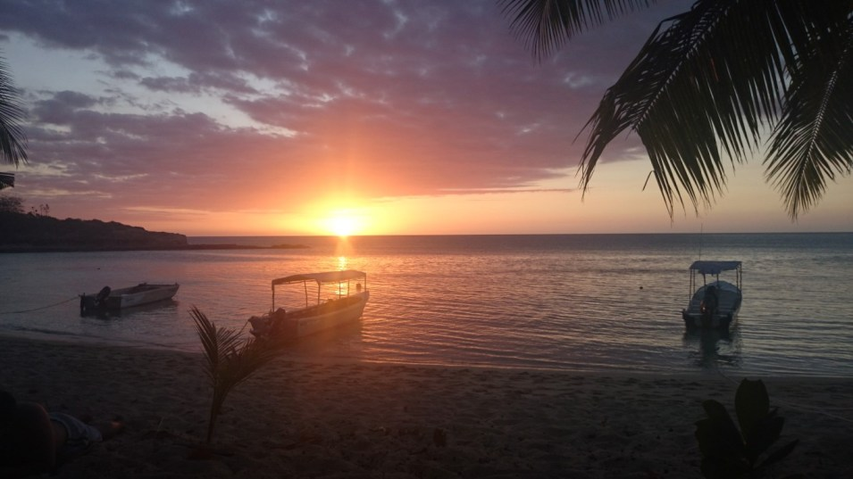 Another sunset in the Yasawas, Fiji
