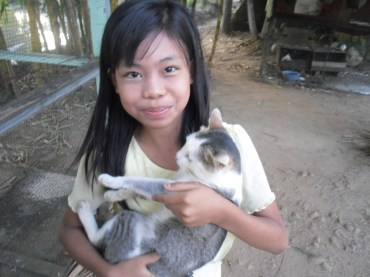 The gorgeous Amuta, 12, who made my stay in Pyay one of the best parts of my trip