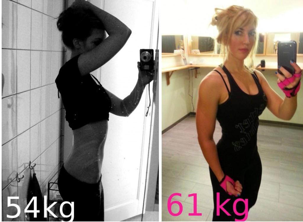 jag vill gå upp i vikt snabbt