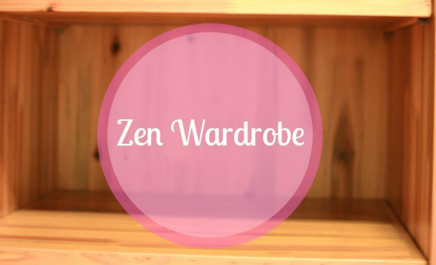 zen wardrobe