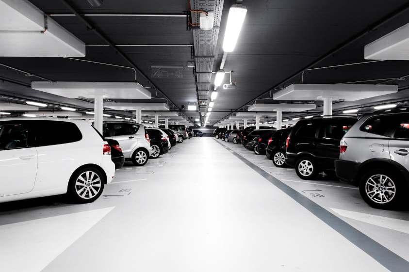 Auch unterirdische Parkplätze sollen abgebaut werden
