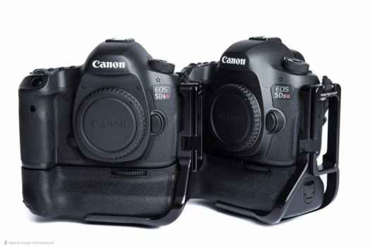 Two Canon EOS 5Ds R Bodies