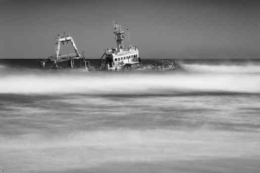 The Zeila Shipwreck