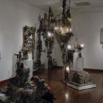 Installation,Weston Art Center,