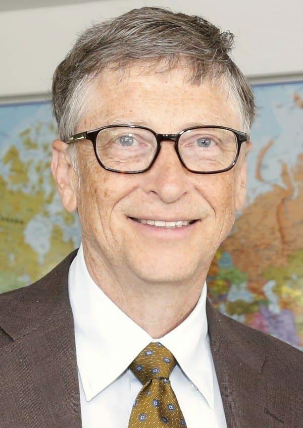 Bill Gates. Junio del 2015. Fuente: flickr. Autor: DFID - UK Department for International Development