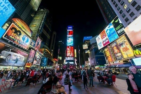 Times Square. chensiyuan - chensiyuan