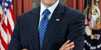 Barack Obama. Foto Oficial de la Casa Blanca