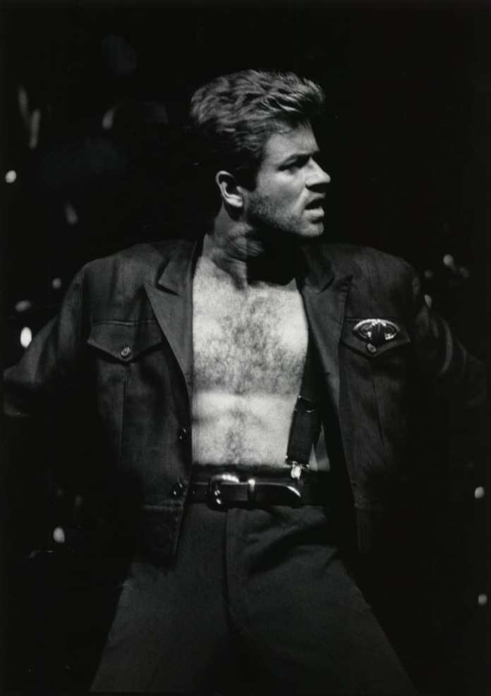 George Michael. Fuenter: University of Houston Digital Library