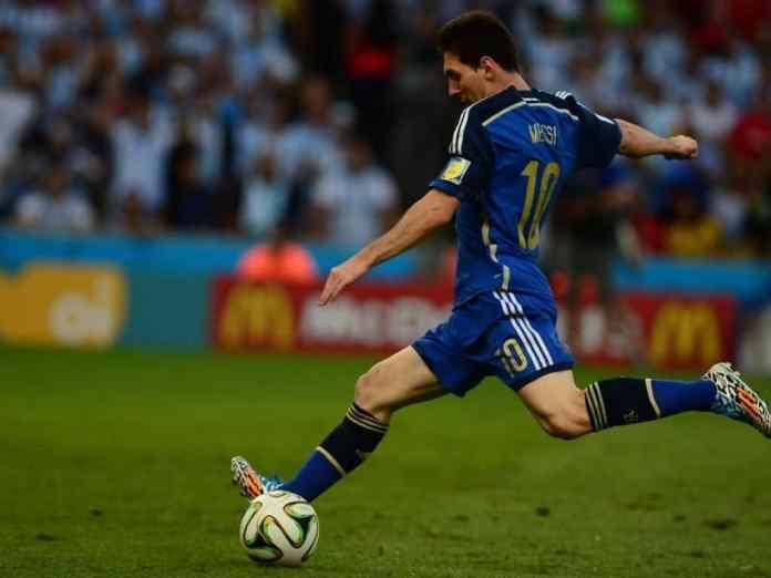 Messi. Fuente: Wikipedia. Autor: Agência Brasil