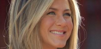 Jennifer Aniston. Fuent: Wikipedia. Autor: Angela George