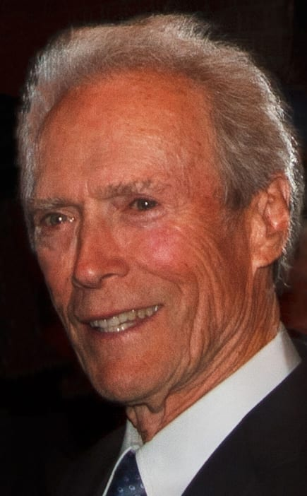 Clint Eastwood. Fuente: Wikipedia. Autor: gdcgraphics