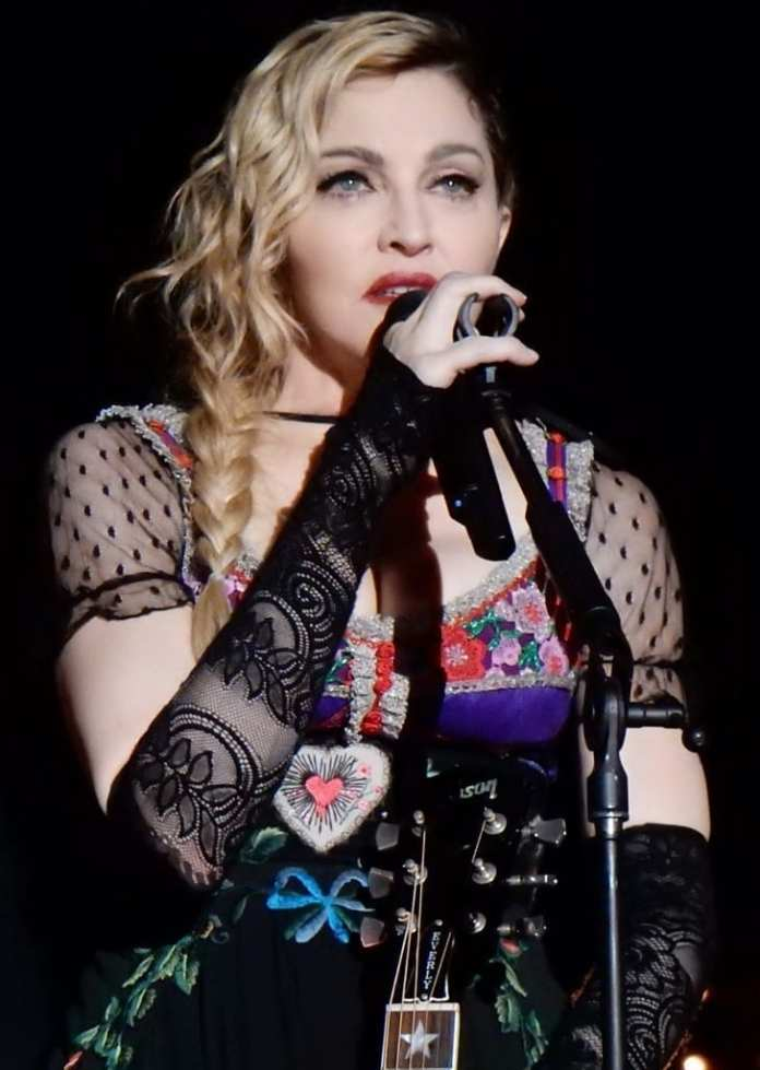 Madonna. Autor: chrisweger