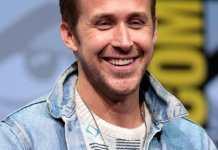 Ryan Gosling ern el 2017. Autor: Gage Skidmor