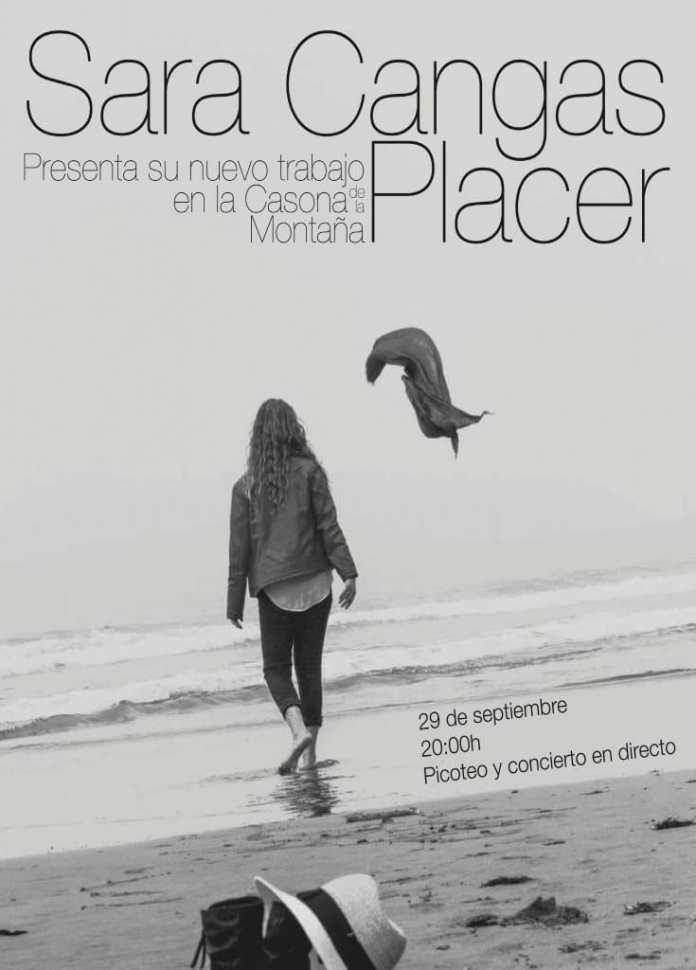 Sara Cangas presenta 'PLACER', su nuevo trabajo