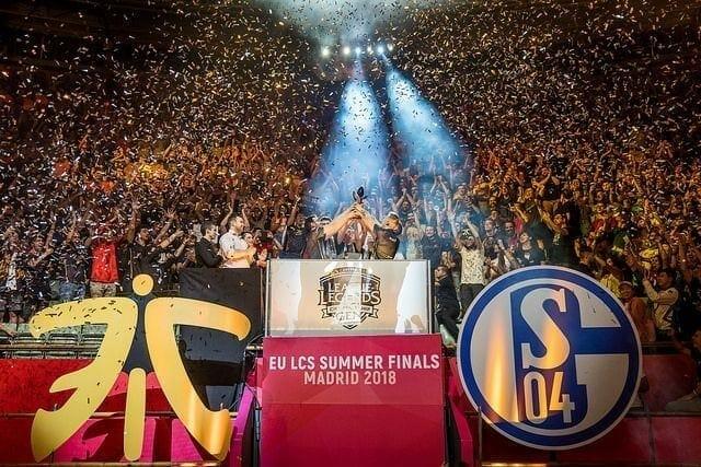 Fnatic se proclama campeón de la LCS EU en el Palacio de Vistalegre