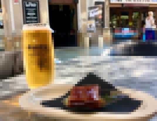 La tapa del Restaurante La Plaça vuelve a marcar la diferencia en el 'Sant Cugat va de Tapes'