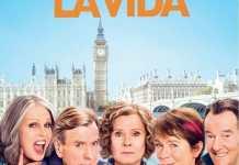 """Poster for the movie """"Bailando la Vida"""""""