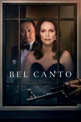 "Poster for the movie ""Bel Canto"""