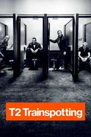 "Poster for the movie ""T2: Trainspotting"""
