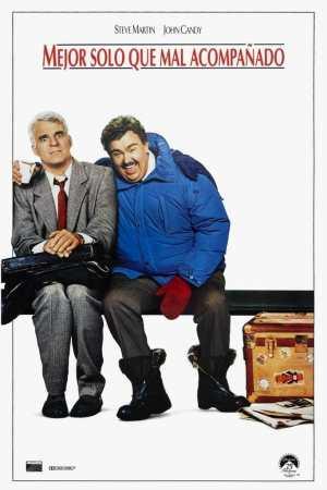 "Poster for the movie ""Mejor solo que mal acompañado"""