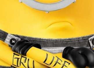 """Poster for the movie """"Gru 3. Mi villano favorito"""""""