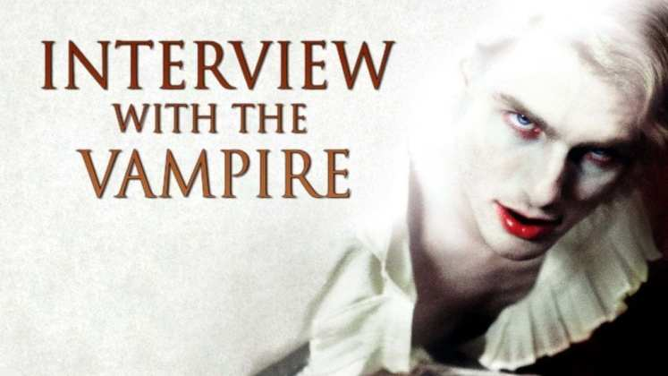"Image from the movie ""Entrevista con el vampiro"""