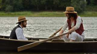 """Image from the movie """"Cézanne y yo"""""""