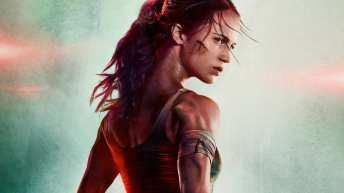 """Image from the movie """"Tomb Raider"""""""
