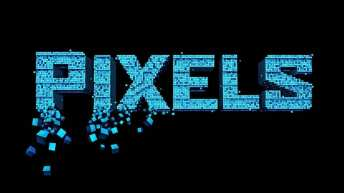 "Image from the movie ""Pixels"""