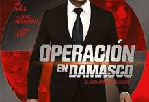 "Poster for the movie ""Operacion Damasco"""