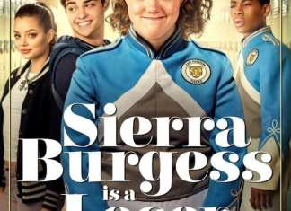 "Poster for the movie ""Sierra Burgess es una perdedora"""