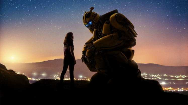 "Image from the movie ""Bumblebee"""