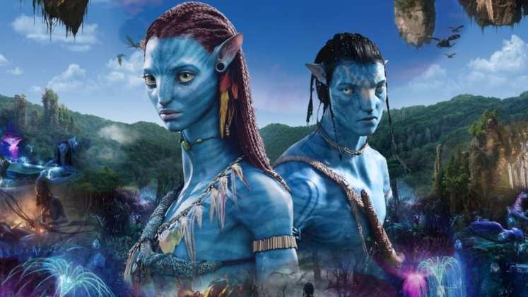 """Image from the movie """"Avatar 2"""""""