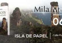 'Amacoy, fantasmas del viento' el nuevo libro de Mila Mendoza