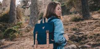 ONE OAK lanza su colección de mochilas sostenibles contra el cambio climático