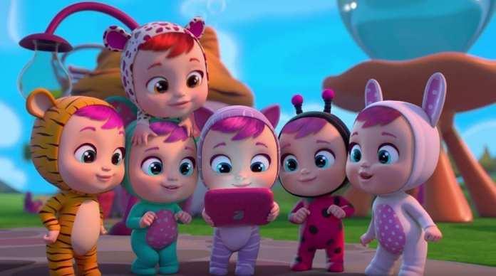 La webserie de los Bebés Llorones Lágrimas Mágicas consigue más de 50 millones de visualizaciones