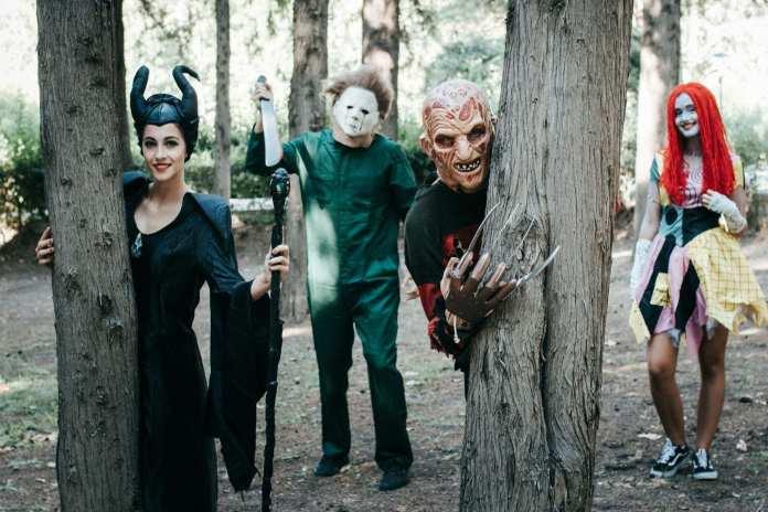 Los disfraces de la Casa de Papel, La Monja y Harley Quinn compiten con los clásicos en este Halloween