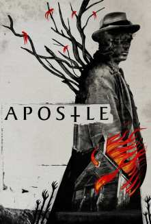 """Póster de la Película """"El apóstol"""""""