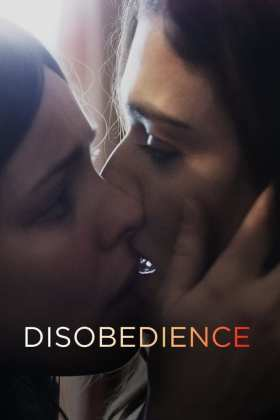 """Poster for the movie """"Disobedience"""""""