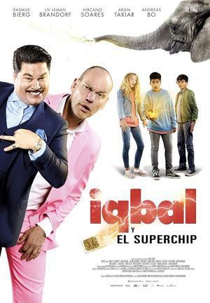Iqbal y el Superchip (2016)