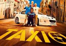 "Image from the movie ""Taxi 5"""
