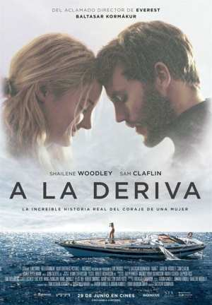 "Póster de la película ""A la deriva"""