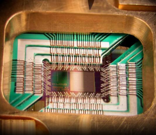 Procesador cuántico de D-Wave Systems, Inc