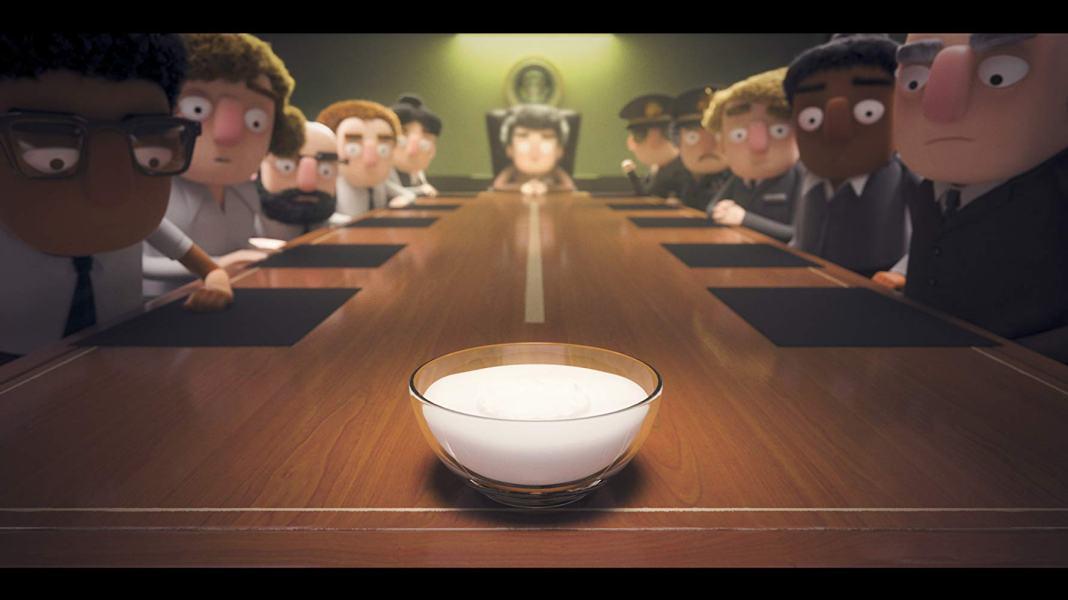 Yogur al Poder: Death & Robots (2019)
