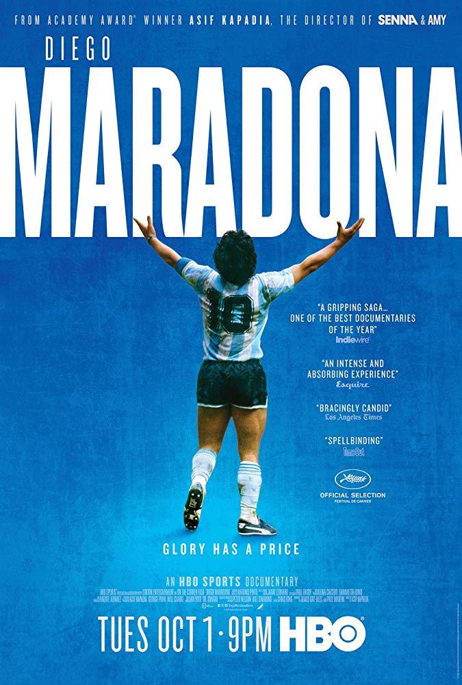 Diego Maradona (2019), el Documental de la HBO