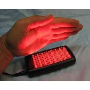 Red Light Treatment Stops Lymphedema Martin C Winer