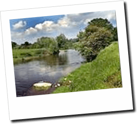 Outdoor activities on the River Severn in Shropshire