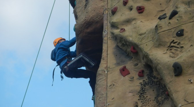 A Week on the Climbing Tower