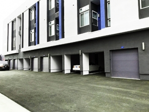 What Kinds Of Garage Doors Work Best For Apartment Buildings